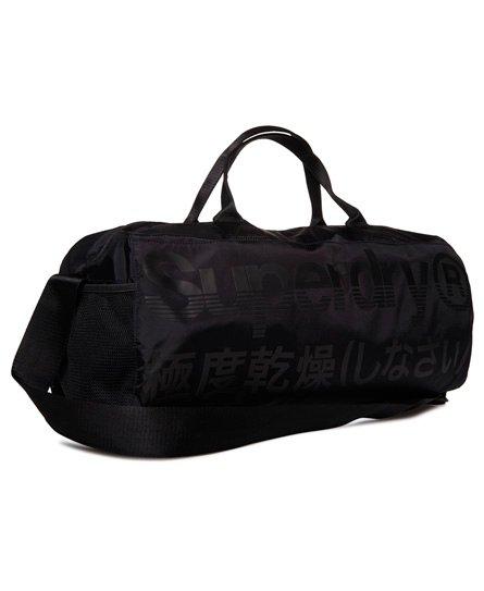 Superdry Trackmaster Barrel-bag