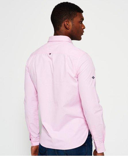 Superdry Cut Away Collar Shirt