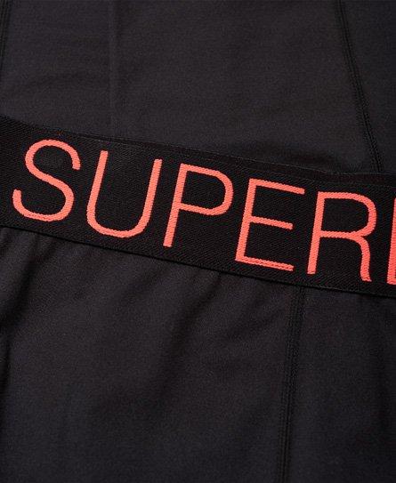 Superdry Leggings con strato base in fibre di carbonio