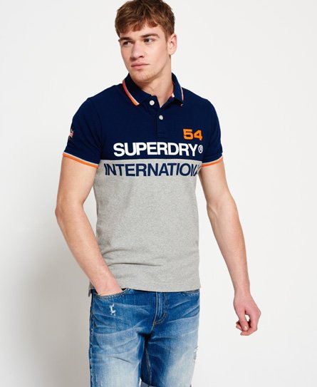 Superdry Polo International