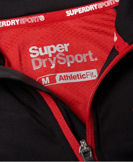 Superdry Athletic Henley Oberteil
