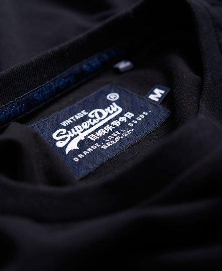 Superdry Orange Label Cuffed T-shirt