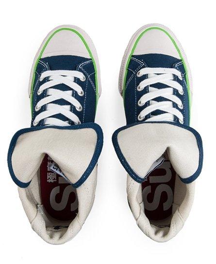 Super Series Fold Down sko,Damer,Kondisko