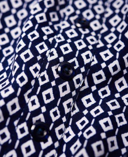 Superdry 90's Maritime Button Skirt