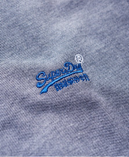 Superdry Classic Poolside Pique Polo Shirt