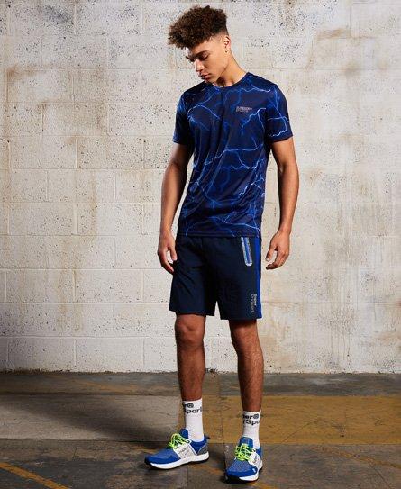 Superdry Sport Tech All Over Print T-Shirt