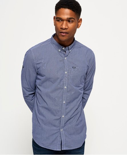 London buttondown overhemd 70741