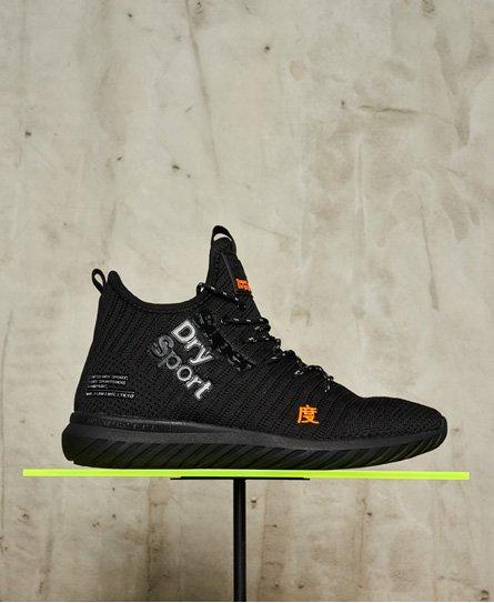 Superdry Nebulus Hybrid High Sneaker