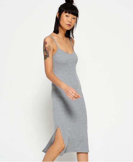 Superdry Midi Slip Dress