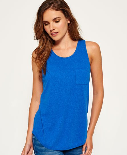 Superdry Viscose Neppy Tank Top