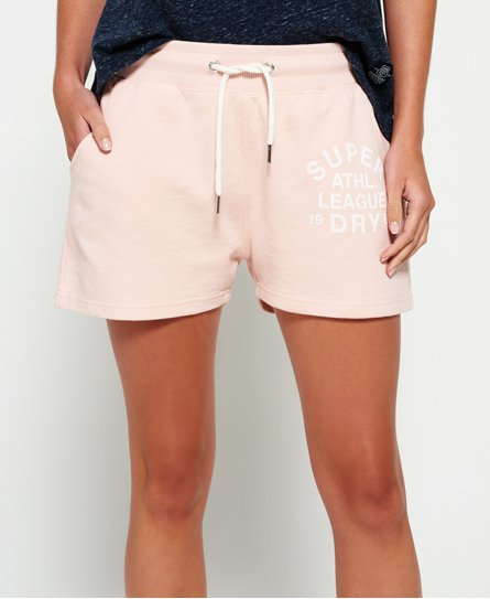 Superdry Short Athletic League Loopback
