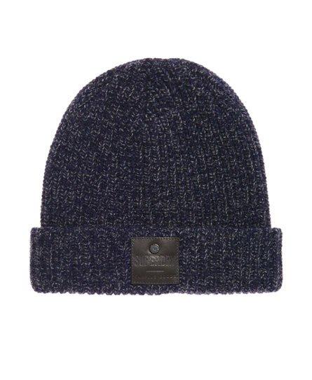 816744a326793 Superdry Bonnet Surplus Downtown - Homme Accessoires en tricot