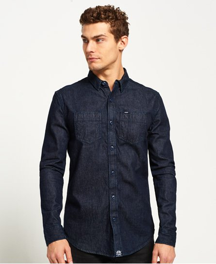 Superdry Rookie Loom Riveter Shirt