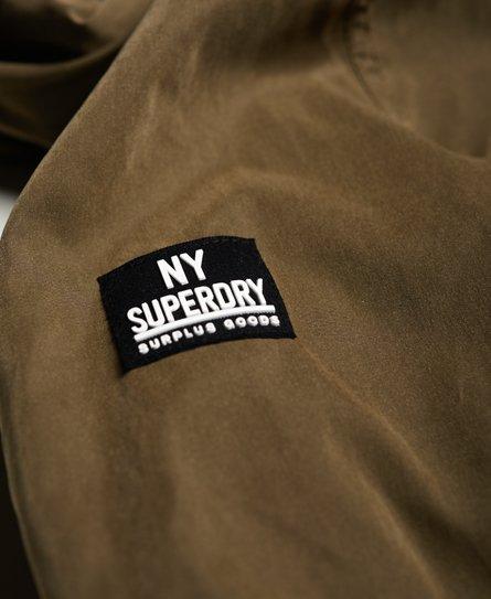Superdry Parka Microfibre Project