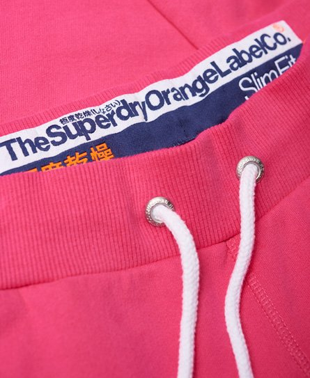 Superdry Smale Orange Label-joggebukser