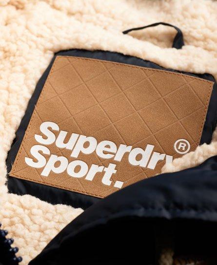 Femme Toggle Vestes Doudoune Superdry Manteaux Et Sports Pour FpBZ7xq