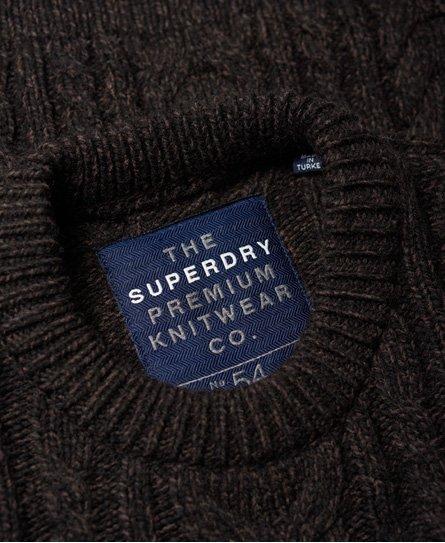 Superdry Pull ras du cou Jacob Heritage