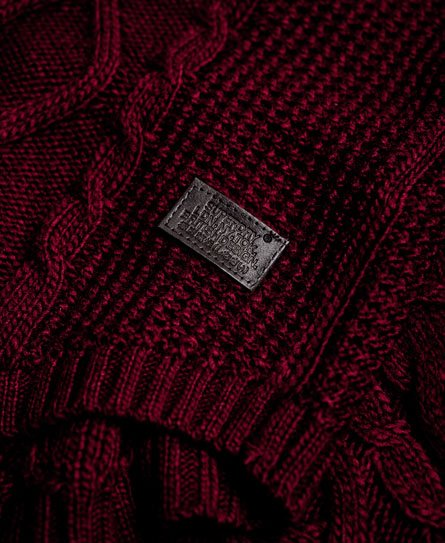 Superdry Pull Cable Cape