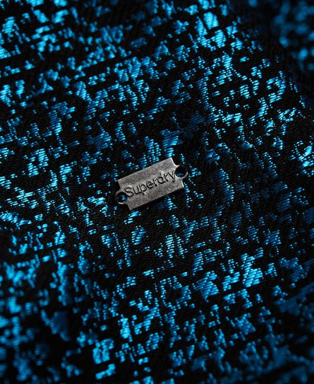 Superdry 50-talls Luxe Jacquard kjole