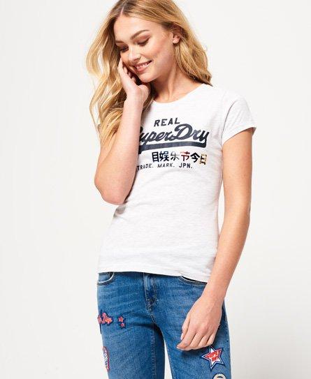 Superdry Vintage Logo Foil Pop T-shirt