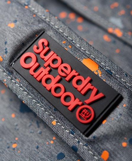 Superdry Summer Splatter Montana-rugzak