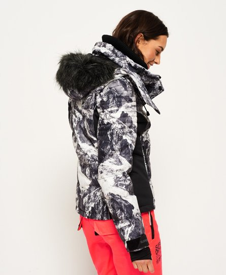 Superdry Giubbotto Snow Puffer