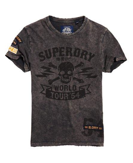 Superdry World Tour T-Shirt