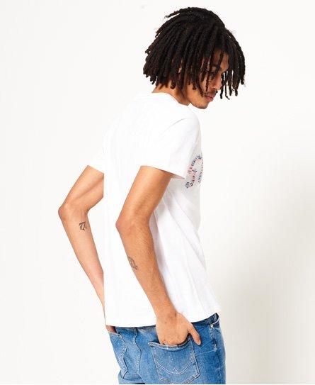Superdry Varsity Embossed T-Shirt