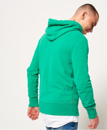 Superdry Orange Label Lite Zip Hoodie