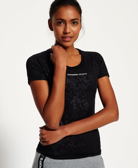 Superdry T-shirt Core Gym