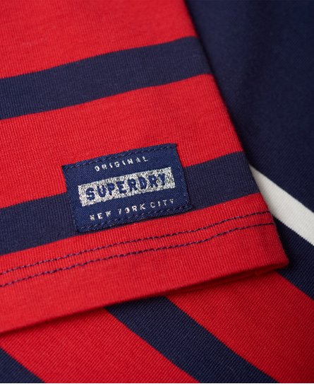 Superdry Strappy Stripe-midikjole
