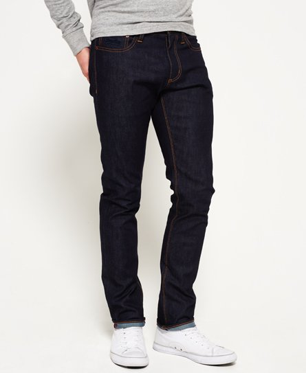 Superdry Vaqueros Slim fit Corporal