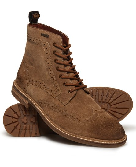 Superdry Bottines richelieu Brad Stamford