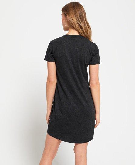 Superdry Slim Line T-skjortekjole