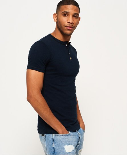 Superdry Heritage Grandad Top