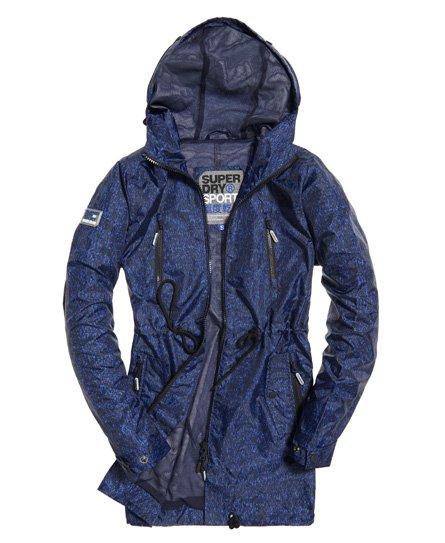 67cc860c9750e Superdry - Manteau Sports Mac - Vestes et manteaux pour Femme