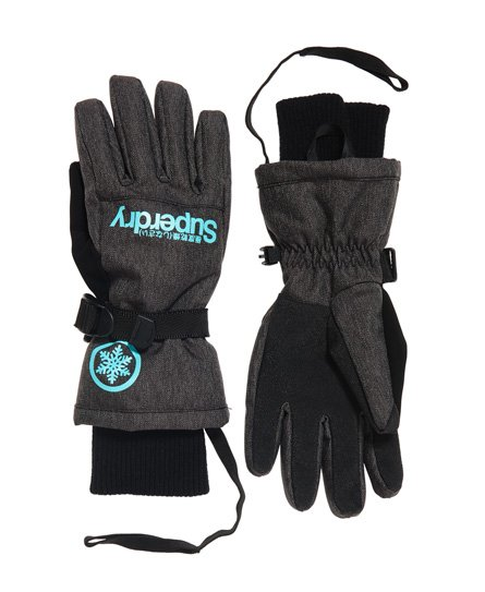 Superdry Guanti Ultimate Snow Service