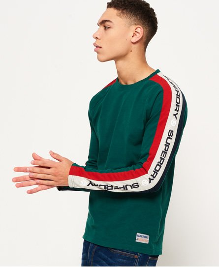 Trophy Sleeve Band Long Sleeve T-Shirt