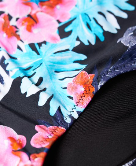 Superdry Bas de bikini à motif Tropic Racer