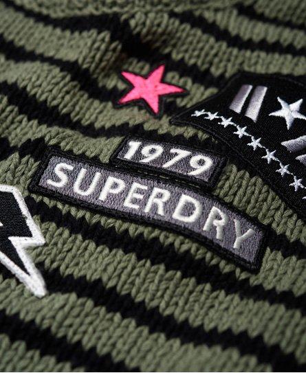 Superdry Anya Badged Jumper