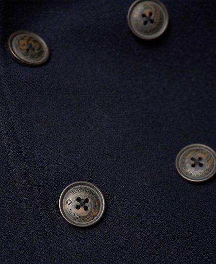 Superdry Manteau Remastered Bridge Vestes pour Homme