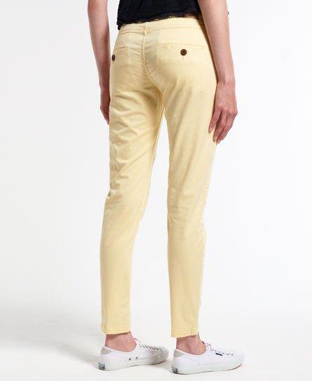 Superdry Pantalon longueur cheville Harbour Girl