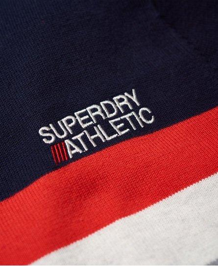 Superdry Athletic Tour Henley Jumper
