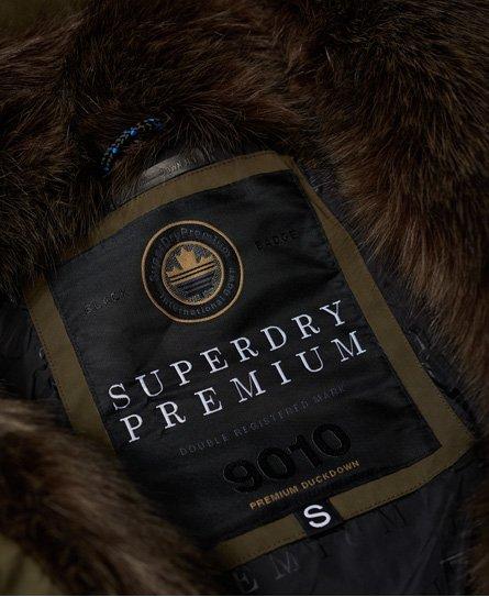 Superdry Premium Battalion Daunenparka