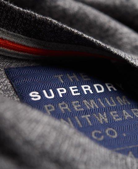 Superdry Pull à col rond Orange Label