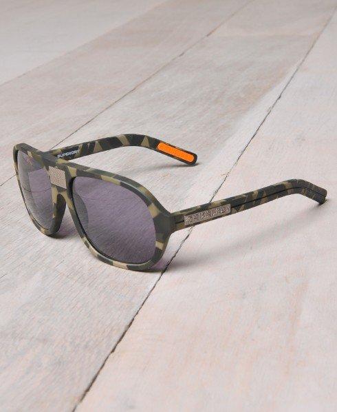 Superdry Men's Plastic Sunglasses for