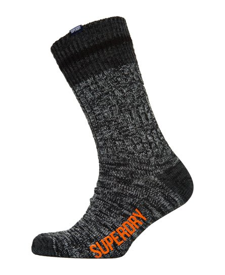 Superdry Big Mountaineer Socks Double Pack