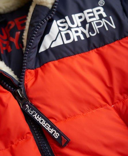 Sherpa Pour Manteau Vestes Mountain Superdry Mark Homme ZqxR4S