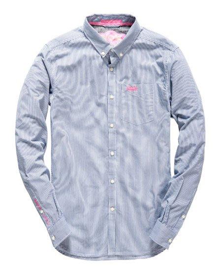 London buttondown overhemd54822