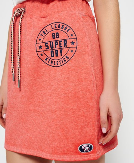 Superdry Jupe molletonnée Tri League